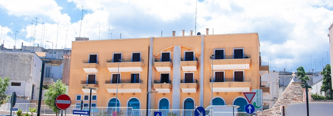 Residenza vico IV Valle d'Itria